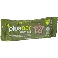Greens Plus Whey Crisp Bar Food Product Image