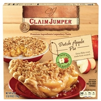 Claim Jumper Dutch Apple Pie Food Product Image