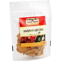 Wild Oats Apple Slices Unsulphured Food Product Image