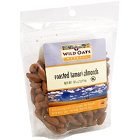 Wild Oats Tamari Almonds Roasted Food Product Image
