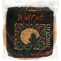Wild Oats Tortillas Organic Tortillas, Yellow Corn Food Product Image