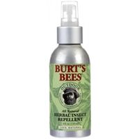 Burt's Bees All Natural Outdoor Insect Repellant Food Product Image