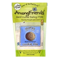 Among Friends Cookie Mix Shane's Sweet-N-Spicy, Molasses Ginger Food Product Image
