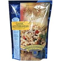 Inn On The Creek Pasta Salad Mix Classic Mediterranean Food Product Image