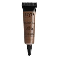 NYX Professional Makeup Eyebrow Gel, Chocolate Food Product Image