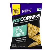 PopCorners Crispy & Crunchy Popped Corn Salt Of The Earth Food Product Image