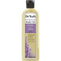 Dr Teal's Bath & Body Oil, Soothe & Sleep with Lavender Food Product Image