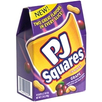 Pj Squares Peanut Butter & Grape Jelly Food Product Image