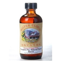 Pumpkin Pie Extract, Natural Flavor Blend - 4 Ounce Bottle Food Product Image
