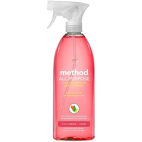 Method All-Purpose Natural Surface Cleaner Pink Grapefruit Food Product Image