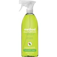 Method Cleaning Products APC Lime + Sea Salt Spray Bottle 28 fl oz Food Product Image