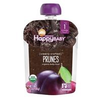 HappyBaby CC Organics Prunes Organic Baby Food Food Product Image