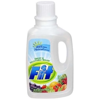 Fit Fruit & Vegetable Wash Organic Food Product Image