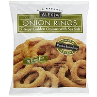 Alexia Onion Rings Food Product Image