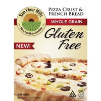 Sun Flower Mills Pizza Crust & French Bread Mix Food Product Image
