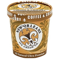 New Orleans Ice Cream Ice Cream Coffee & Chicory Food Product Image