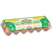 Land O'Lakes All-Natural Grade A Large Eggs Food Product Image