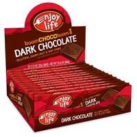 Enjoy Life BoomChocoBoom Bar Gluten Free Dark Chocolate Food Product Image