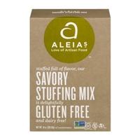 Aleia's Savory Stuffing Mix Gluten Free Food Product Image
