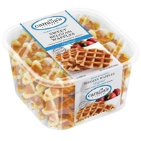 Camilla's Kitchen Sweet Belgian Waffles Food Product Image