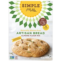 Simple Mills Bread Mix Almond Flour, Artisan Food Product Image
