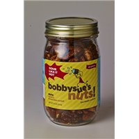 Bobbysue's Nuts! Nuts Savory Food Product Image
