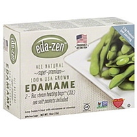 Eda Zen All Natural Edamame Steam Heating Bags Food Product Image
