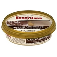 Sonny & Joes Hummus Spread With Garlic Food Product Image