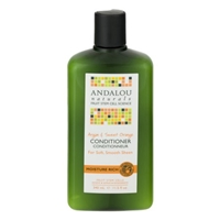 Andalou Naturals Moisture Rich Conditioner Argan & Sweet Orange Food Product Image