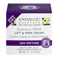 Andalou Naturals Lift & Firm Cream Age Defying Food Product Image
