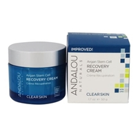Andalou Naturals Clarifying Clear Overnight Recovery Cream - 1.7 fl oz Food Product Image