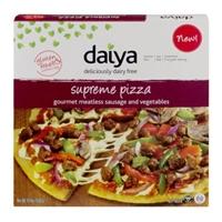 Daiya Deliciously Dairy Free Supreme Pizza Food Product Image