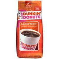 Dunkin' Donuts Dunkin' Decaf Decaffeinated Medium Roast Ground Coffee Product Image