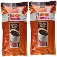 Dunkin' Donuts Original Blend Medium Roast Ground Coffee 100 % Premium Arabica Coffee 40 oz. (Pack of 2) Product Image