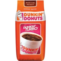 Dunkin' Donuts Dunkin' Turbo Ground Coffee Product Image