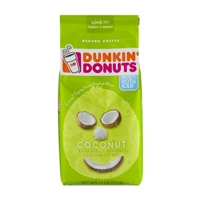 Dunkin Donuts Coconut Ground Coffee Product Image