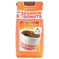 Dunkin' Donuts Ground Coffee Colombian Medium Roast Product Image