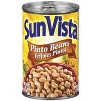 Sun Vista Pinto Beans Food Product Image