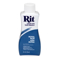 Rit Royal Blue 29 Liquid Dye Food Product Image