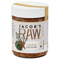 Jacobs Raw Coleslaw Organic, Carolina Food Product Image