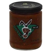 Donkey Salsa Salsa Mild Food Product Image