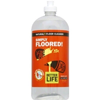 Better Life Simply Floored! Ready to Use Floor Cleaner Food Product Image