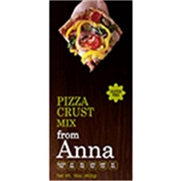 Frontier Natural Products 228414 Pizza Crust Mix - 16 oz. Food Product Image