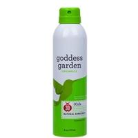 Goddess Garden Organics SPF 30 Sunscreen Food Product Image