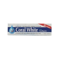 Coral Llc White Toothpaste Mint, 1 OZ Food Product Image